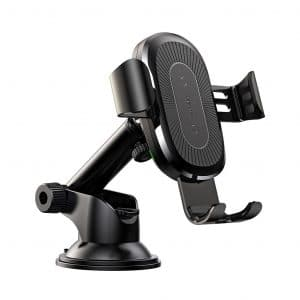 Baseus Gravity Wireless Charger Car Mount Accessories 11052 3