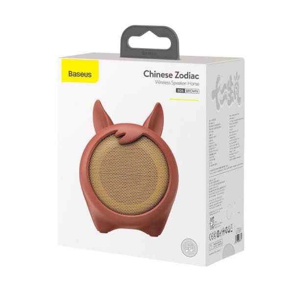 Baseus•Q Chinese Zodiac Wireless Horse E06 Accessories 11737 3 5