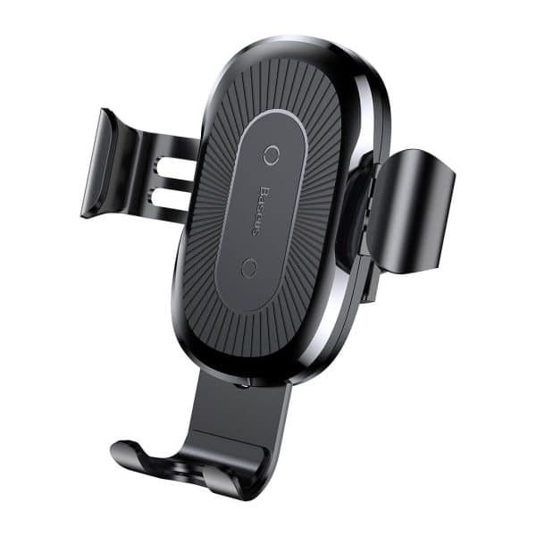 A0000970 Baseus Wireless Charging Gravity Car Mount Vent Black 2013 3