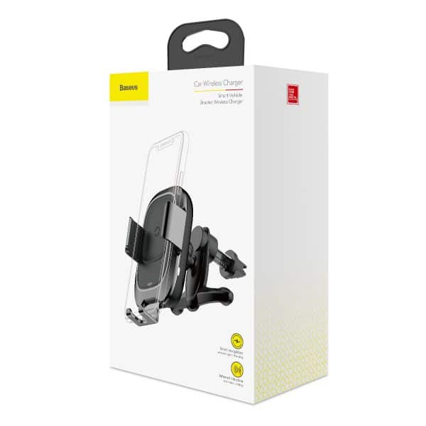 Baseus Smart CarMount Wireless Charger Accessories 7864 3 7